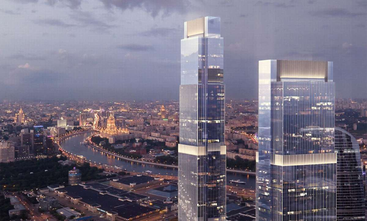 ЖК Neva Towers